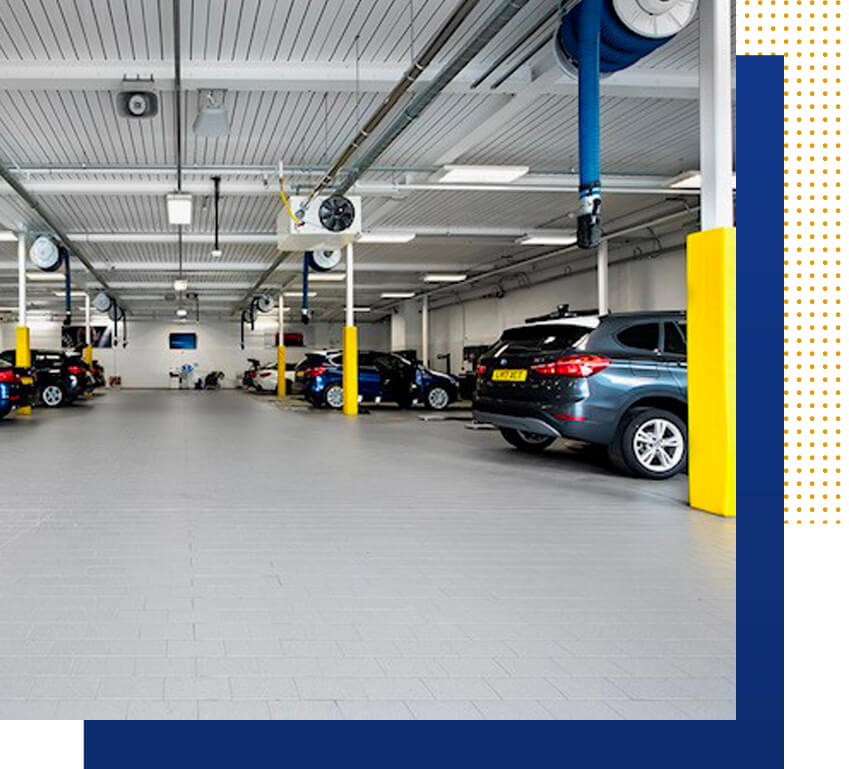 car workshop service london